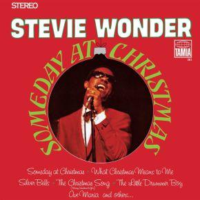 Someday At Christmas - LP  / Stevie Wonder / 1967 / 2015