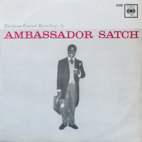 Ambassador Satch - LP / Louis Armstrong And His All-Stars  / 1957