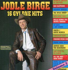 16 Gyldne Hits Vol. 2 - CD / Jodle Birge