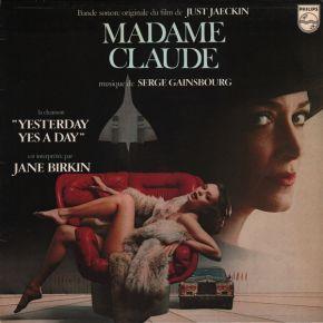 Madame Claude (Bande Originale Du Film) - LP / Serge Gainsbourg  / 1977