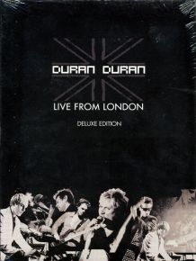 Live From London - DVD+CD / Duran Duran / 2005