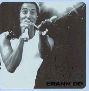 Live - CD+DVD / Erann DD / 2001