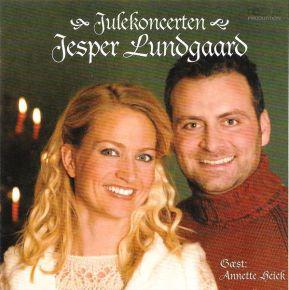 Julekoncerten - CD / Jesper Lundgaard & Annette Heick / 2004