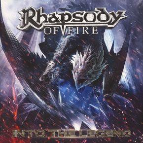 Into the Legend - 2LP (Sølv vinyl) / Rhapsody of Fire / 2016