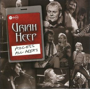Live In Moscow - Access All Areas - CD + DVD / Uriah Heep  / 2014
