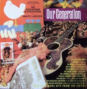 Our Generation - 4LP Box / Various Artists / 1989