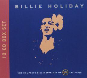 The Complete Billie Holiday On Verve 1945-1959 - 10CD / Billie Holiday / 2013
