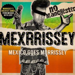 No Manchester - LP (Farvet vinyl) / Mexrrissey / 2016