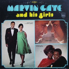Marvin Gaye And His Girls - LP / Marvin Gaye  / 1969