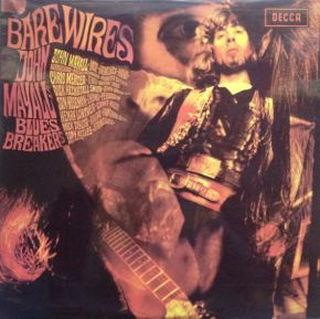 Bare Wires - LP / John Mayall's Bluesbreakers / 1968