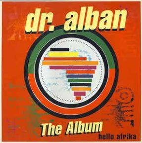 Hello Afrika (The Album) - LP / Dr. Alban / 1991