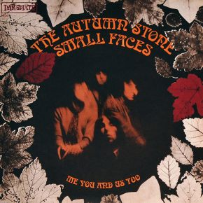 """The Autumn Stone / Me You And Us Too - 7"""" Vinyl (Guld Vinyl RSD 2016) / Small Faces  / 1969/2016"""