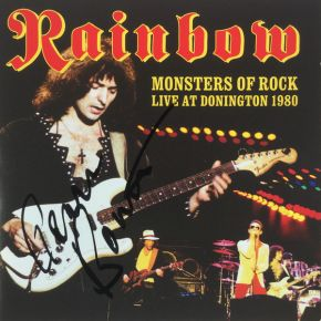 Monsters Of Rock - Live At Donington 1980 - CD+DVD / Rainbow / 2016