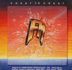 Coast To Coast - LP / Various / 1987