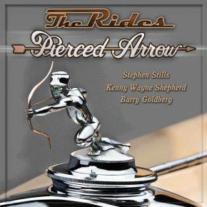 Pierced Arrow - LP / The Rides / 2016