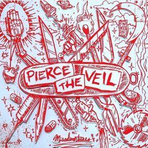 Misadventures - LP (Hvid vinyl) / Pierce The Veil / 2016