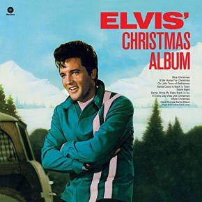 Elvis' Christmas Album - LP (Hvid Vinyl) / Elvis Presley / 1970/2021