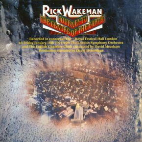 Journey To The Centre Of The Earth - LP / Rick Wakeman | Soundtrack / 1974 / 2016