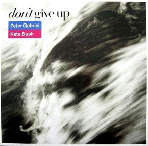"""Don't Give Up - 12"""" Vinyl / Peter Gabriel, Kate Bush  / 1986"""