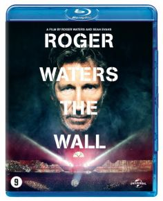 The Wall - Blu-Ray / Roger Waters / 2015
