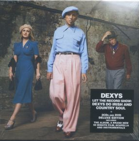 Let The Record Show: Dexys Do Irish and Country Soul - 2CD+DVD / Dexys / 2016
