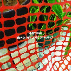 Momentary Lapse of Happily - LP (Farvet Vinyl) / Adult Mom  / 2015