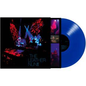 Live - LP (Blå vinyl) / The Leather Nun / 2016