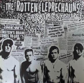 """The Rotten Leprechauns - """"10 (gul vinyl) / Rotten Leprechauns, The"""