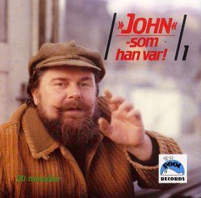 """""""John"""" - Som Han Var! 1 - CD / John Mogensen / 1989"""