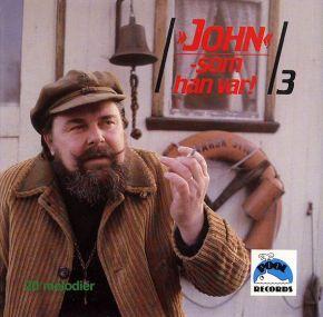 """""""John"""" - Som Han Var! 3 - CD / John Mogensen / 1989"""
