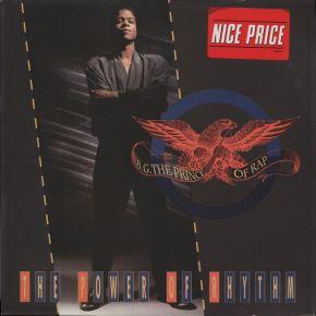 The Power Of Rhythm - LP / B.G. The Prince Of Rap  / 1991