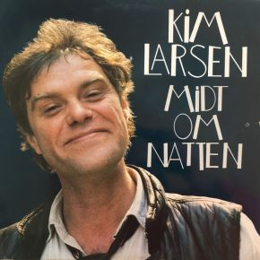 Midt Om Natten - LP / Kim Larsen / 1983 / 2017