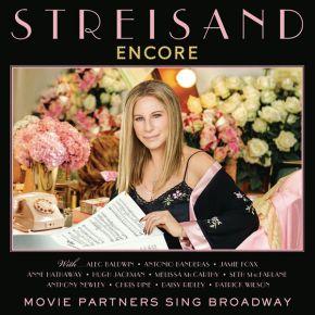 Encore: Movie Partners Sing Broadway - LP / Barbra Streisand / 2016