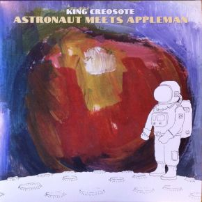 "Astronaut Meets Appleman - LP+10"" Vinyl / King Creosote / 2016"