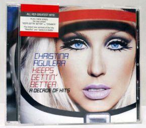 Keeps Gettin' Better: A Decade Of Hits - CD / Christina Aguilera / 2008