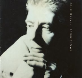 A Sense Of Place - LP / John Mayall Featuring The Bluesbreakers / 1990