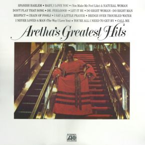 Aretha's Greatest Hits - LP / Aretha Franklin / 1971 / 2016