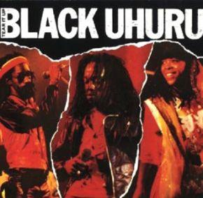 Tear It Up - Live - LP / Black Uhuru / 1982