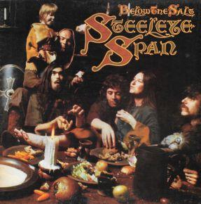 Below The Salt - LP / Steeleye Span / 1972