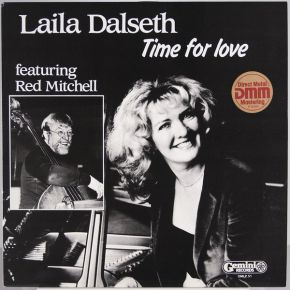 Time For Love - LP / Laila Dalseth Featuring Red Mitchell  / 1986
