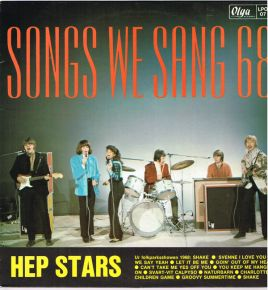 Songs We Sang 68 - LP / Hep Stars / 1968