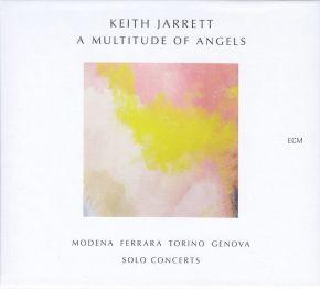 A Multitude of Angels - 4CD / Keith Jarrett / 2016