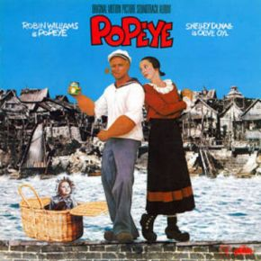 Popeye (Skipper Skræk) OST - LP (RSD Black Friday 2016 Vinyl) / Harry Nilsson & Various Artists | Soundtrack / 2016