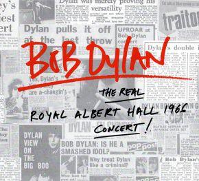 The Real Royal Albert Hall 1966 Concert - 2CD / Bob Dylan / 2016