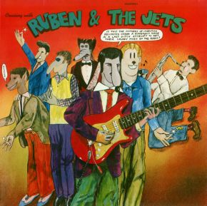 Ruben & The Jets - LP / Frank Zappa & The Mothers Of Invention / 1968 / 2016