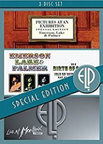 Pictures At An Exhibition | Birth Of A Band | Live At Montreux 1997 - 3DVD / Emerson, Lake & Palmer / 2010