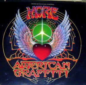 Original Motion Picture Soundtrack - More American Graffiti - 2LP / Various / 1979