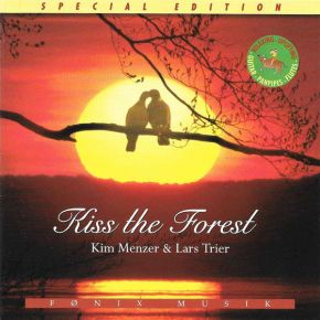 Kiss The Forest - CD / Kim Menzer & Lars Trier / 1997