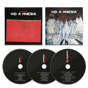 KID A MNESIA - 3CD / Radiohead / 2000 / 2001 / 2021