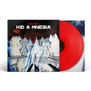 KID A MNESIA - 3LP (Rød Vinyl) / Radiohead / 2000 / 2001 / 2021